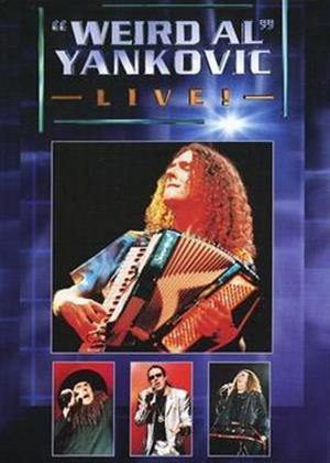Rent Weird Al Yankovic: Live! Online DVD Rental