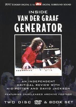 Van Der Graaf Generator: Inside Van Der Graaf Generator Online DVD Rental
