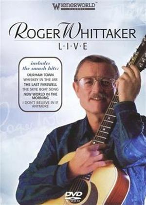 Rent Roger Whittaker: Live Online DVD Rental
