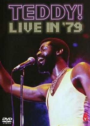 Teddy Pendergrass: Teddy! Live in '79 Online DVD Rental