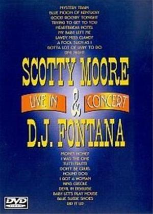 Rent Scotty Moore and D.J. Fontana: Live in Concert Online DVD Rental