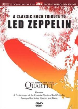 Led Zeppelin: A Classic Rock Tribute Online DVD Rental