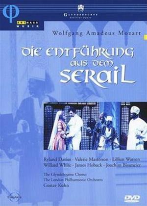 Mozart: Die Entfuhrung Aus Dem Serail Online DVD Rental
