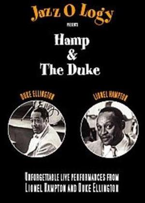 Rent Jazz-O-Logy: Duke Ellington and Lionel Hampton Online DVD Rental