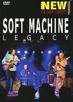 Soft Machine Legacy: The 40th Year Jubilee Online DVD Rental
