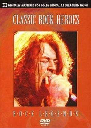 Rent Classic Rock Heroes: Rock Legends Online DVD Rental