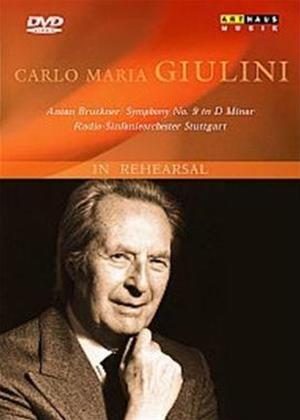 Bruckner: Symphony No. 9 in D Minor: Gulini Online DVD Rental