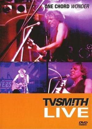 Rent TV Smith: One Chord Wonder: Live Online DVD Rental