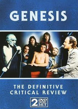 Genesis: The Definitive Critical Review Online DVD Rental