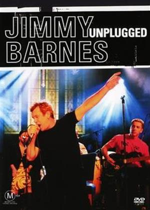 Jimmy Barnes: Live at the Chapel: Unplugged Online DVD Rental