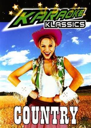 Rent Karaoke Klassics: Country Online DVD Rental