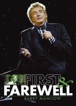 Barry Manilow: First and Farewell Online DVD Rental