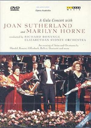 A Gala Concert with Joan Sutherland and Marilyn Horne Online DVD Rental