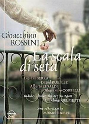 Rent Rossini: La Scala Di Seta: Schwetzingen Palace Theatre Online DVD Rental