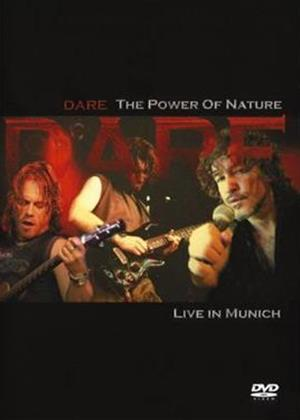 Dare: Power of Nature: Live Online DVD Rental