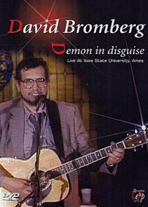 Rent David Bromberg: Demon in Disguise Online DVD Rental