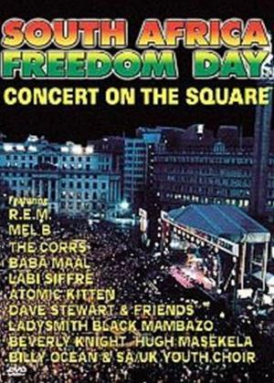 Rent South Africa Freedom Day Concert Online DVD Rental