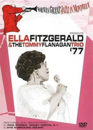 Rent Ella Fitzgerald and the Tommy Flanagan Trio: Montreux Online DVD Rental
