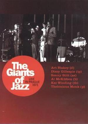 Giants of Jazz: Live in Prague 1971 Online DVD Rental