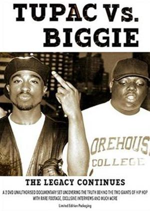 Rent Tupac vs Biggie: The Legend Continues Online DVD Rental