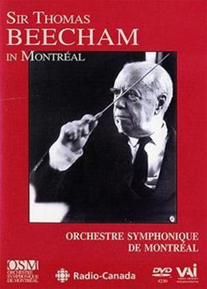 Rent Sir Thomas Beecham in Montreal Online DVD Rental