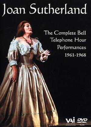 Rent Joan Sutherland: The Complete Bell Telephone Hour Performances 1961-1968 Online DVD Rental