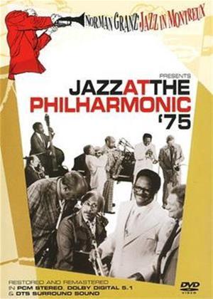 Jazz at the Philharmonic '75: Norman Granz Jazz in Montreux Online DVD Rental