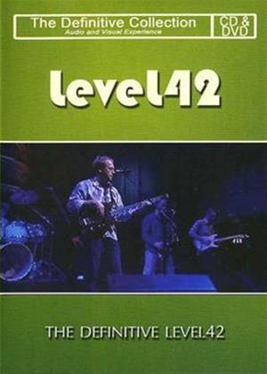 Level 42: The Definitive Level 42 Online DVD Rental