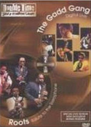 Roots: Salute to the Saxophone / The Gadd Gang: Digital Live Online DVD Rental