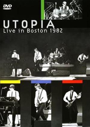 Rent Utopia: Live in Boston Online DVD Rental