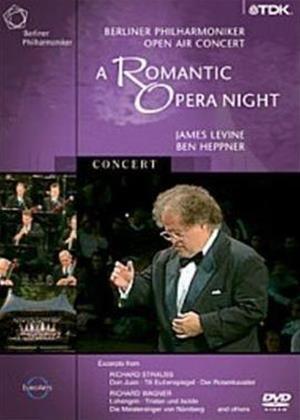 Berlin Philharmonic: A Romantic Opera Night Online DVD Rental