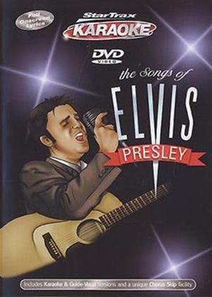 Rent Startrax Karaoke: The Songs of Elvis Presley Online DVD Rental