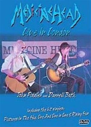 Medicine Head: Live in London Online DVD Rental
