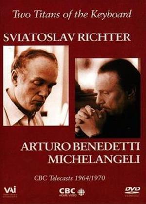 Sviatoslav Richter / Arturo Benedetti Michelangeli Online DVD Rental