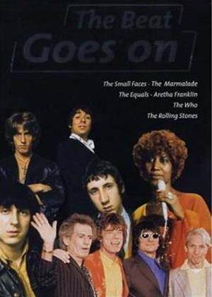The Beat Goes On: Compilation of Pop Acts from the 60s and 70s Online DVD Rental