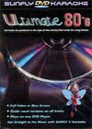 Ultimate 80s Karaoke Online DVD Rental