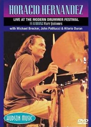 Rent Horacio Hernandez: Live at the Modern Drummer Festival Online DVD Rental