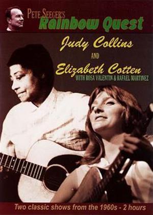 Pete Seeger's Rainbow Quest: Judy Collins/Elizabeth Cotton Online DVD Rental