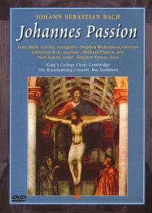 Rent Bach: Johannes Passion Online DVD Rental