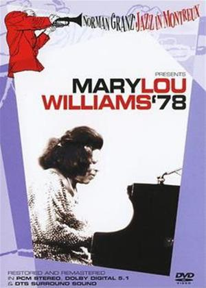 Rent Mary Lou Williams '78 Online DVD Rental
