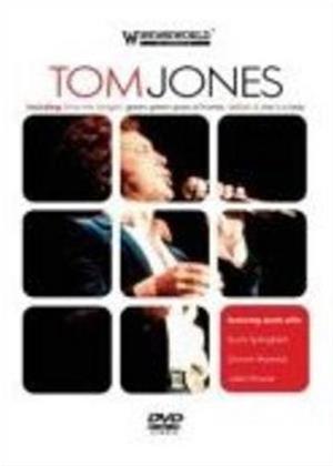 Rent Tom Jones: 40 Smash Hits Online DVD Rental