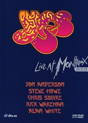 Rent Yes: Live at Montreux Online DVD Rental