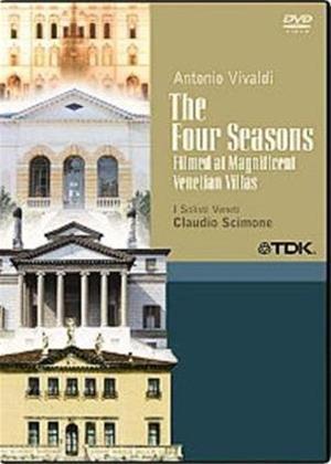 Rent Vivaldi: The Four Seasons: I Solisti Veneti Online DVD Rental