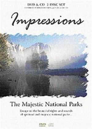 Rent Majestic National Parks Online DVD Rental