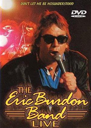 The Eric Burdon Band: Live Online DVD Rental