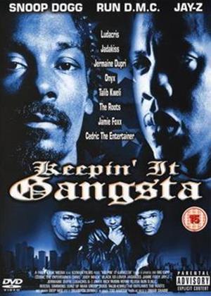 Keepin' It Gangsta Online DVD Rental