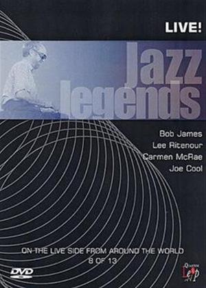 Rent Jazz Legends: Live: Vol.8 Online DVD Rental