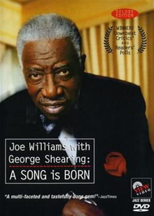 Joe Williams: A Song Is Born Online DVD Rental
