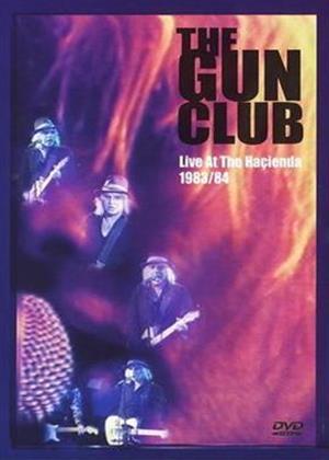 Rent Gun Club: Live at the Hacienda 1983/84 Online DVD Rental