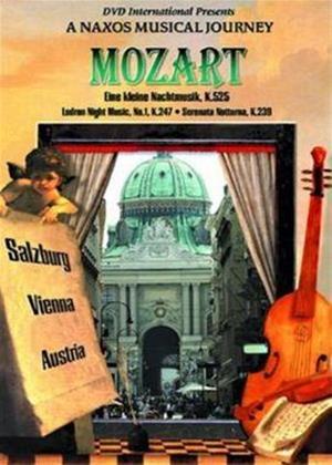 Rent Mozart: Eine Kleine Nachtmusik / Divertimento No 10 / Serenade Notturno Online DVD Rental